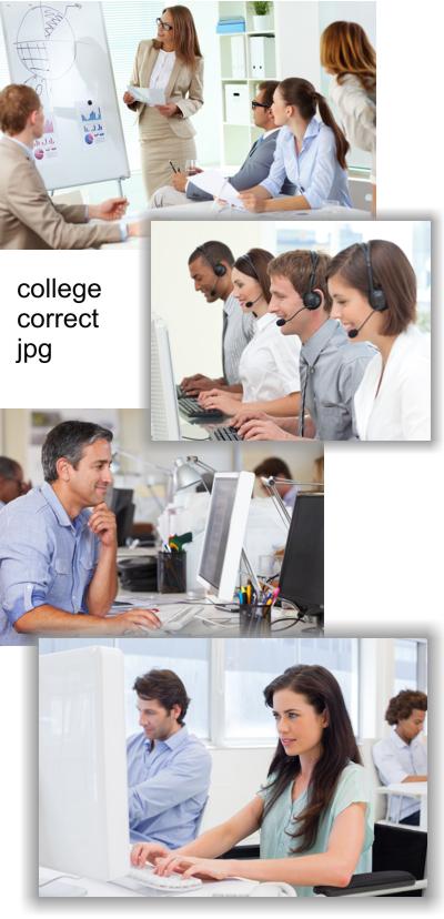 CollegeCORRECT